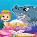 Jogos Baby Princess Treasure Adventure