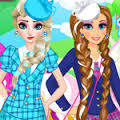 Jogos Frozen School Dress Code