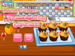 Jogos Addicted to Dessert – Thanksgiving Cupcakes