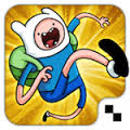 Jogos Adventure Time Jumping Finn