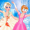 Jogos Frozen Sisters In Cinema