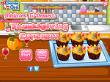 Jogos Addicted to Dessert – Thanksgiving Cupcakes
