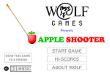 Jogos de Apple Shooter online