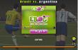 Jogos de Brasil vs Argentina online
